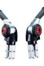 Microshift levier manette vitesse'BAR END SHIFTER,microshift 2X9 #BS-C09