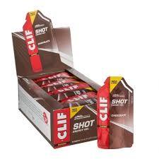 Clif shot Gel energétique