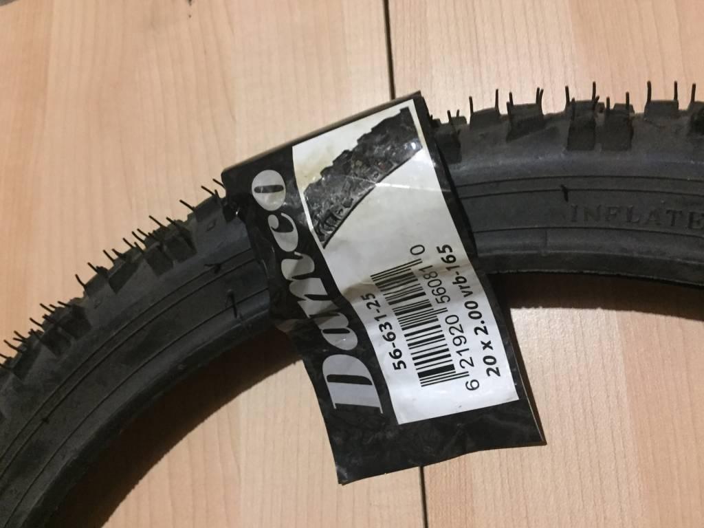 pneu DAMCO 20X1,90