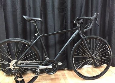 Velo Cyclocross-cyclotourisme