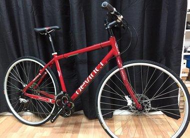 Vélo hybride hors série