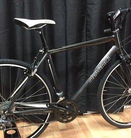 Velo cyclocross cadre Devinci Caribou noir Shimano 19'' Medium