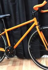 Velomane Velo fix ou 1-vitesse mailbox orange ou vert 15''