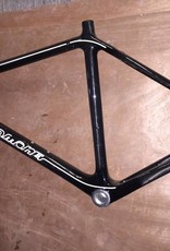 Velomane Cadre seulement carbone Clear coating
