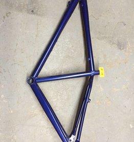 cadre 16'' MTB Bleu