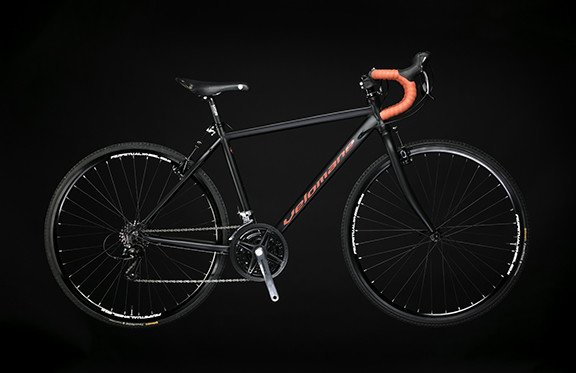Velomane Velomane 115 cyclocross Shimano Tourney, jante double