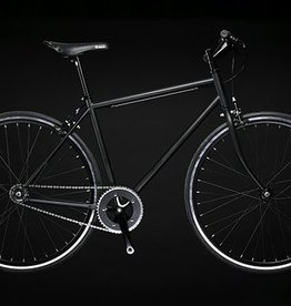 Velomane Velomane single speed/fixi  noir mat Homa