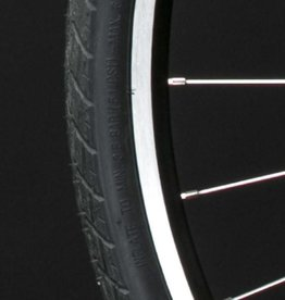 Pneu Damco 700 X 38C  ALL BLACK