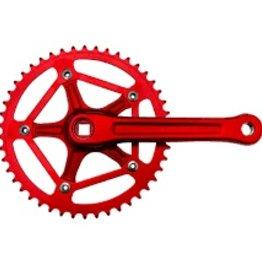 PROWHEEL CRANK VIVE-246 RED