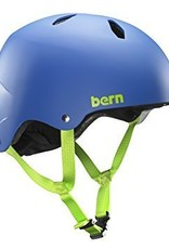BERN casque Bern, Diablo, Helmet, Matte Cobalt Blue, M