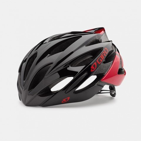 Giro casque giro SAVANT BRIGHT RED/BLACK M
