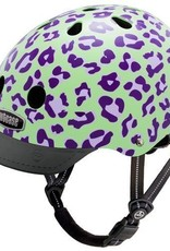 Nutcase Casque Nutcase Little Nutty Grape Leopard XS