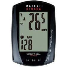 CatEye Cat Eye, Strada Digital Wireless (CC-RD410DWB), Cyclocomputer, Speed, Cadence