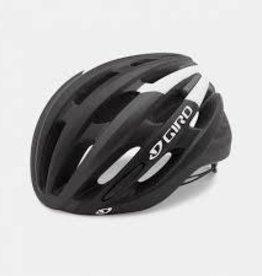 Giro Casque Giro FORAY MAT BLACK/WHITE L
