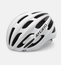 Giro Casque Giro FORAY MAT WHITE/SILVER S