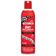 Finish Line Finish Line DRY LUBE 8OZ AER CS 6