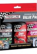 Finish Line Finish line VALUE PACK (4OZ ECO/DRY/WASH)