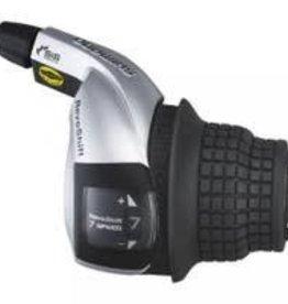Shimano SHIFT LEVER SET, SL-RS47, TOURNEY 7R&L REVO SHIFTER R:2050MM,L:1800MM 600X600X300MM BLACK OUTER,