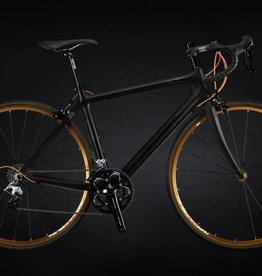 Velomane Velomane 2000 noir carbone, shimano 105-PPW