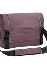 Vaude Sac Vaude Cyclist messenger M10 Dark Plum