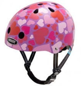 Nutcase Casque Nutcase Little Nutty Lotsa love XS