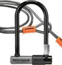 Kryptonite Kryptonite KRYPTOLOK serie 2 MINI-7 A/ FLEX CABLE 4' NOIR