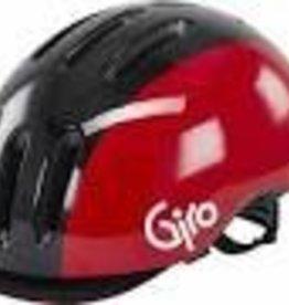 Giro Casque REVERB NOIR/ROUGE RETRO L