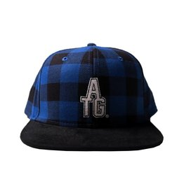 About The Goods Buffalo Check Snapback