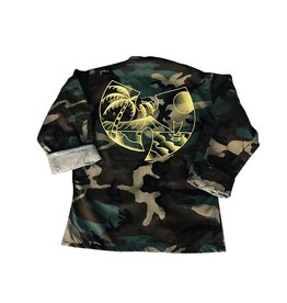 About The Goods Hawaii Ain't Nothing Fuck Wit Camo Jacket