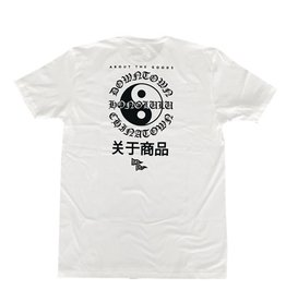 About The Goods Ping Heng White Tee