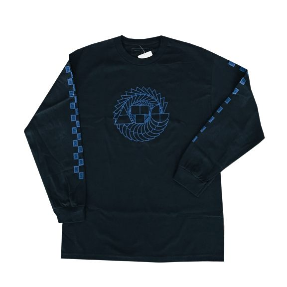About The Goods Fibonacci Spiral Long sleeve Tee
