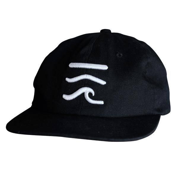 Aloha Got Soul Aloha Got Soul Logo Six Panel Hat