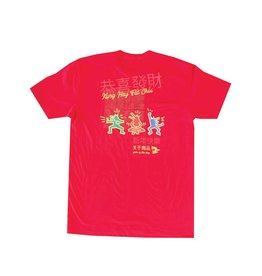 About The Goods Year of the Dog Red Tee