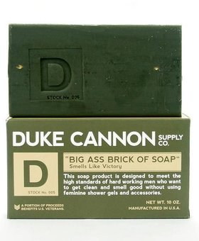 Duke Cannon Smells Like Victory