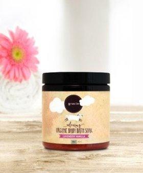 Gracie Naturals Gracie Naturals Baby Soak- Lavender Vanilla