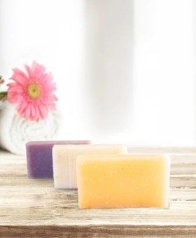 Gracie Naturals Gracie Naturals Bar Soaps- 3 pack Honey, Lavender, Citrus Lavender