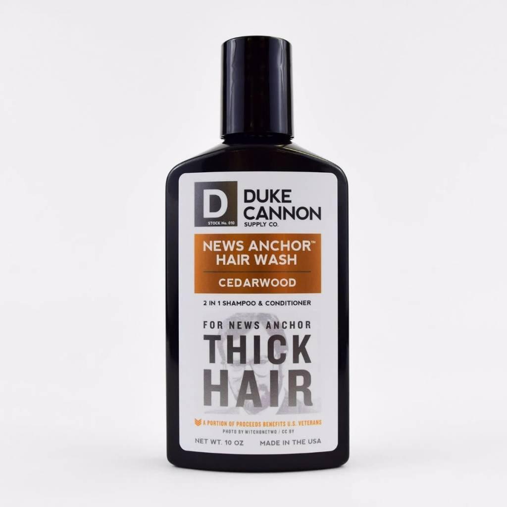 News Anchor Hair Wash~ Cedarwood