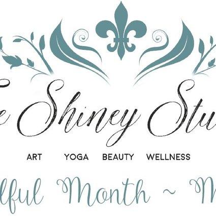 The Shiney Studios Shiney Yoga - SS Mindful Month