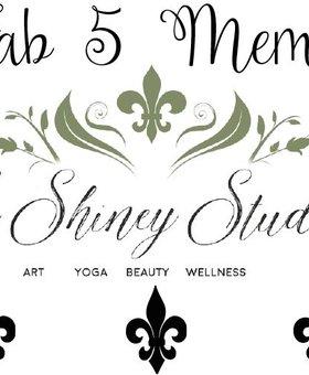 The Shiney Studios Shiney Yoga - SS Fab5