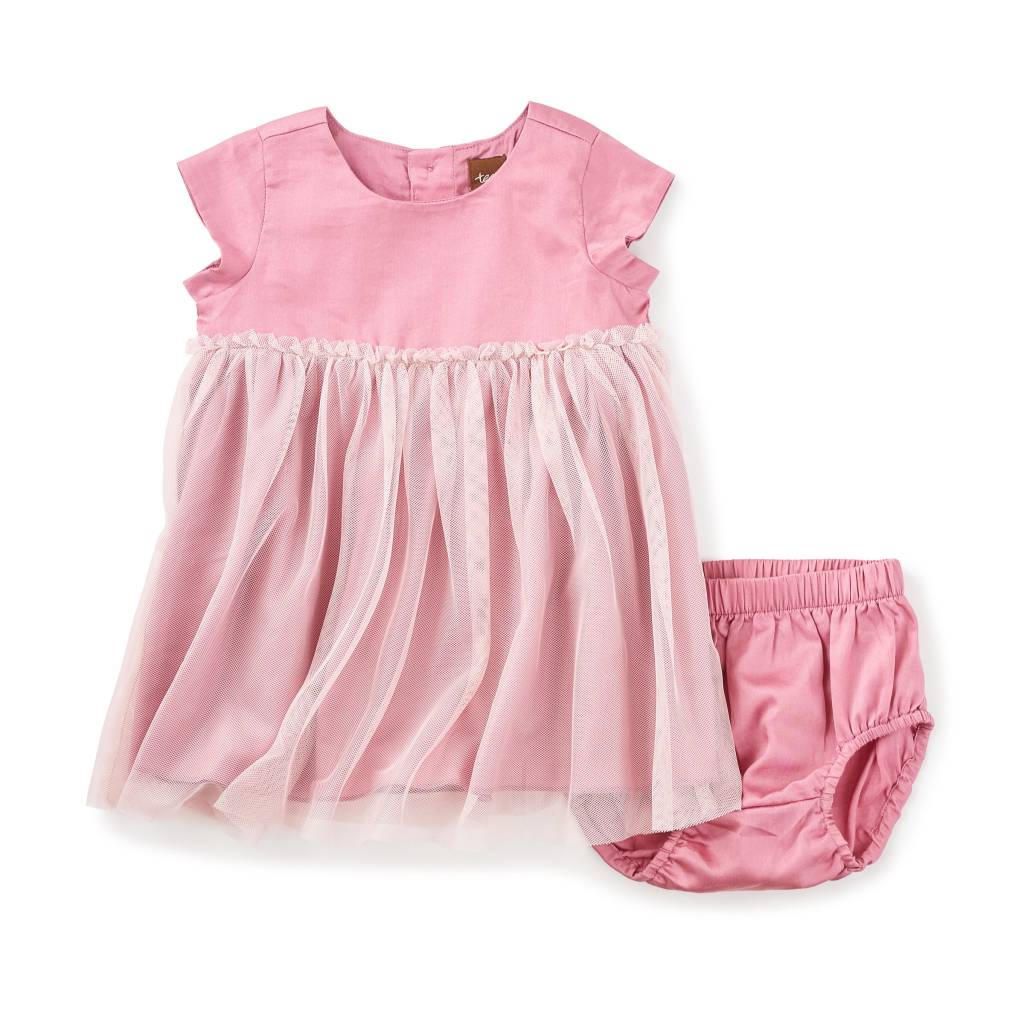 Tea Collection Doki Doki Tulle Baby Dress