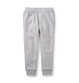 Tea Collection Side Stripe Fleece Pants