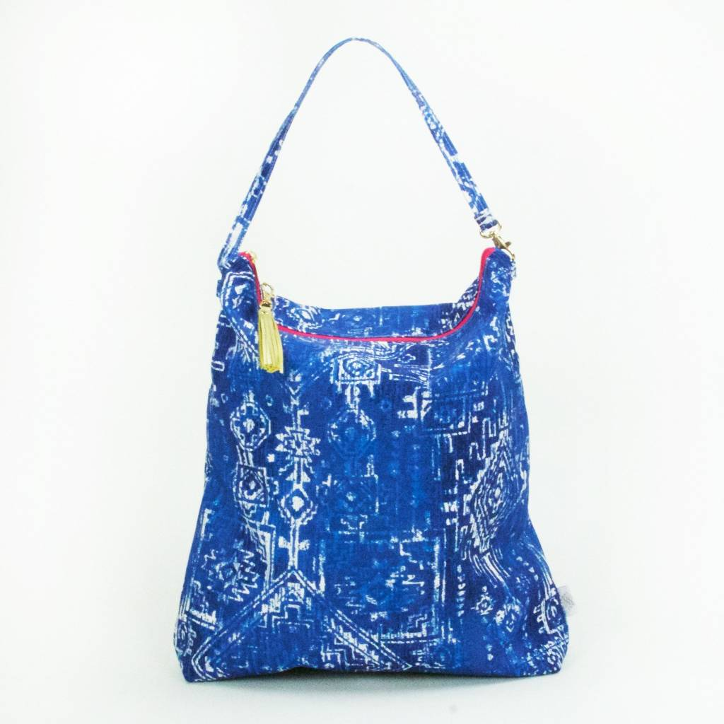 Logan and Lenora Hobo Bag