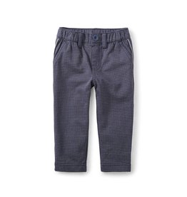 Tea Collection Windowpane Traveller Baby Trousers
