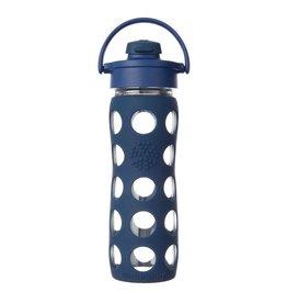 Lifefactory Glass Bottle Flip Cap
