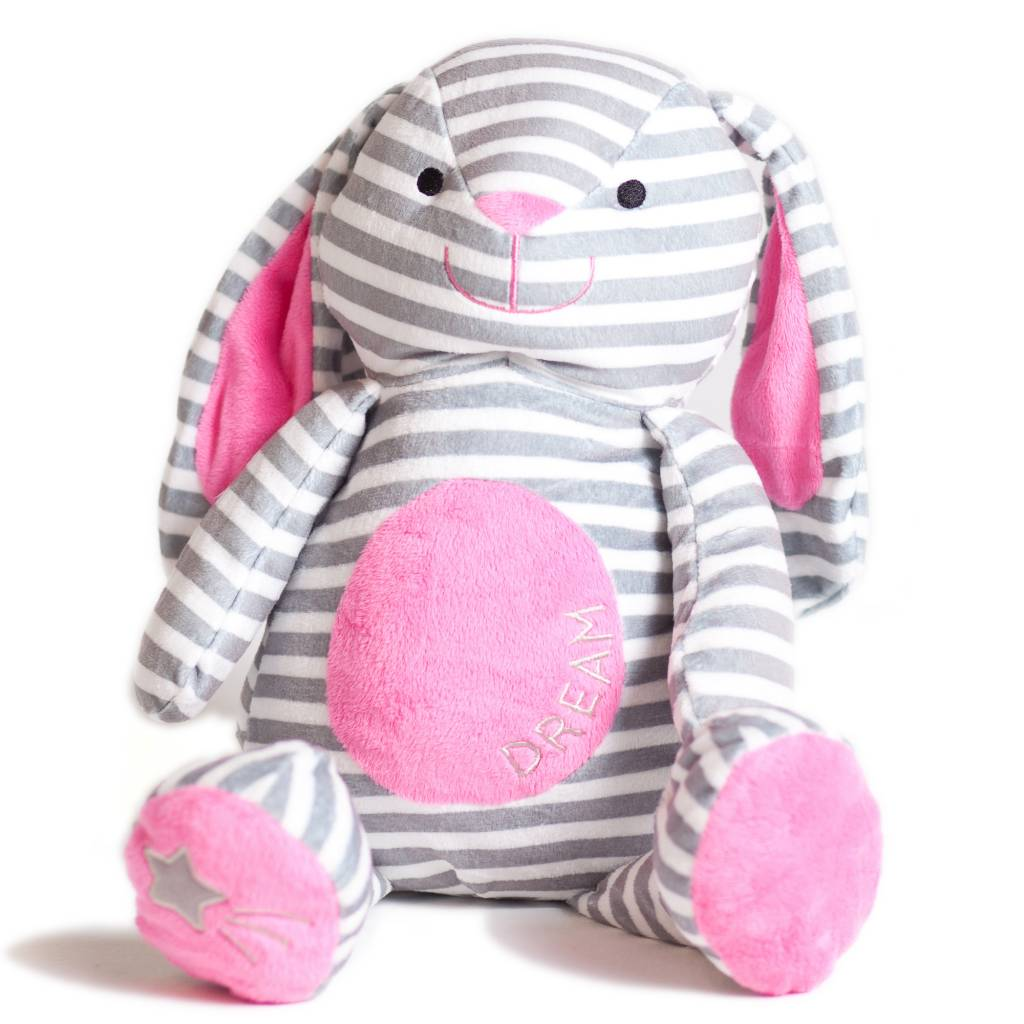 Dream Bunny Poetic Plush