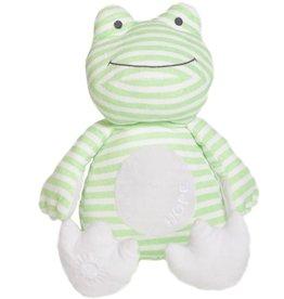 Hope Frog Poetic Plush