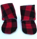 Cabooties Buffalo Plaid Boots