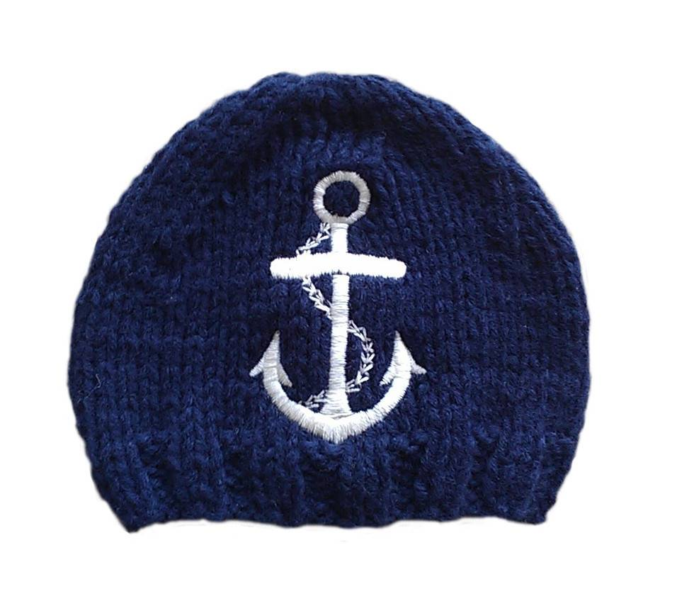 The Blueberry Hill Hudson Anchor Hat