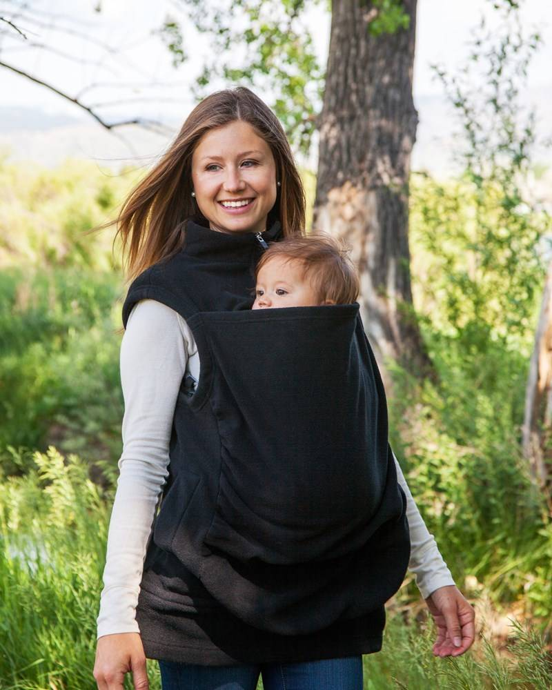 Boba Fleece Vest Baby Carrier Cover