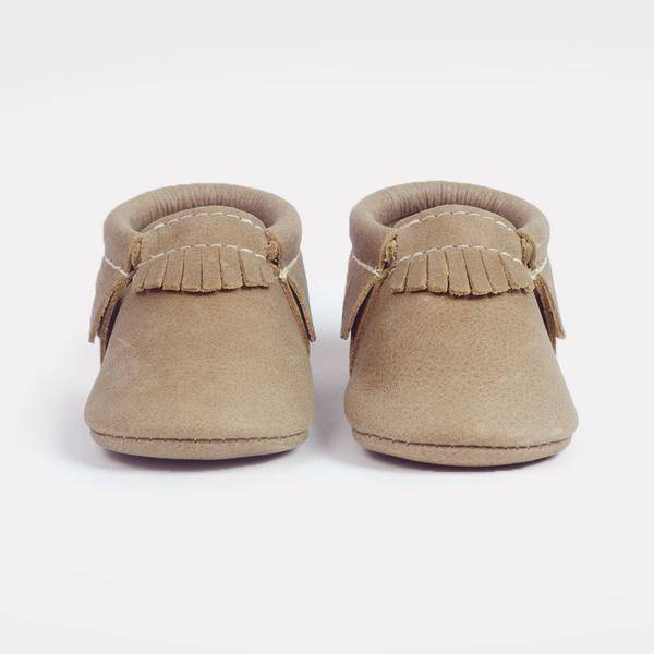 Moccasins- Weathered Brown